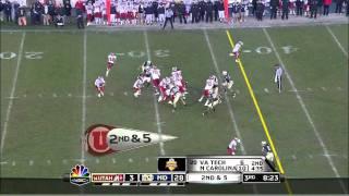 Manti Te'o vs Utah (2010)