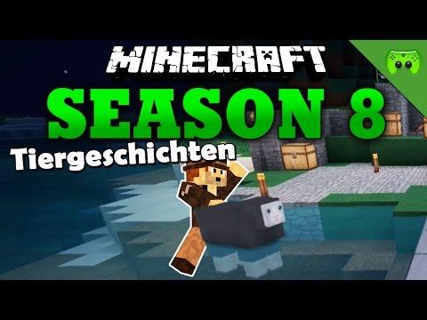 Tiergeschichten «» Minecraft Season 8 # 107 | Full HD