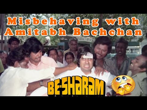 Video Misbehaving with Amitabh Bachchan | Besharam Hindi Movie download in MP3, 3GP, MP4, WEBM, AVI, FLV January 2017