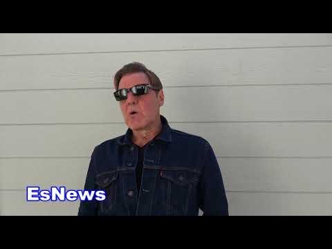How Fast Is Amir Khan? Joe Goossen Answers EsNews Boxing