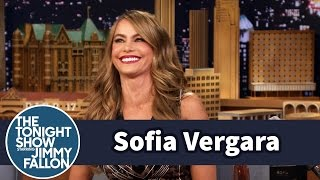 Sofia Vergara's Perfume Is Modern Family Tested
