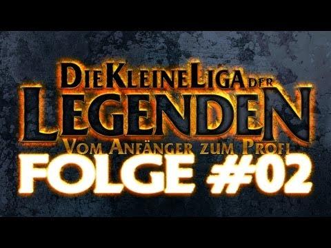 League of Legends #02 [HD] 2/3 Vom Anfänger zum Profi - Honey scheint aufzuwachen