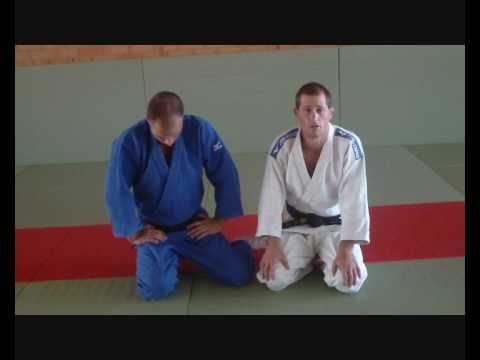 Awesome Judo turnover