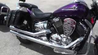 8. 058519 - 2004 Yamaha V-Star 1100 - Used Motorcycle For Sale