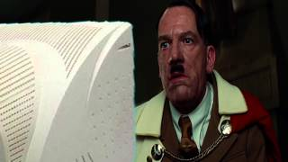 Fegelein's Screamer Prank on Inglourious Basterds Hitler: Gifura/Jeff the Killer