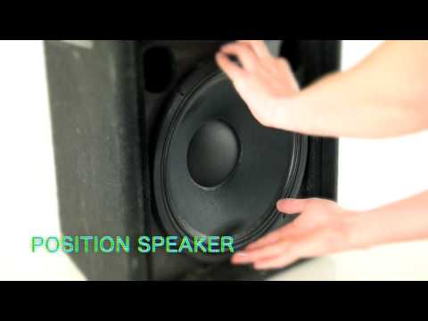 "Upgrade the speakers in a standard 2-way 12"" PA cab"