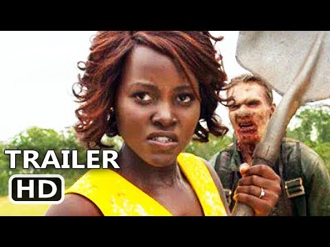 LITTLE MONSTERS Trailer # 2 (NEW 2019) Lupita Nyong'o, Zombies Movie HD