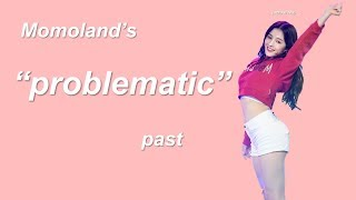 "Video Momoland's ""Problematic Past"" (With Receipts) MP3, 3GP, MP4, WEBM, AVI, FLV Juni 2019"