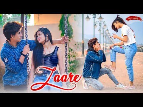 LAARE: Maninder Buttar | B Paraak | Krishna & Vishu | Cute Love Stroy  On Punjabi Song