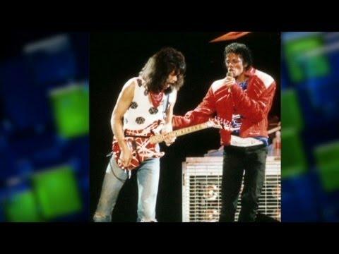 Van Halen on Michael Jackson: Sweet guy
