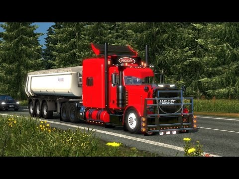 Modified Peterbilt 389 v1.10 BETA