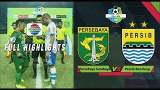 Video Persebaya (3) vs Persib (4) - Full Highlight | Go-Jek Liga 1 Bersama Bukalapak MP3, 3GP, MP4, WEBM, AVI, FLV September 2018