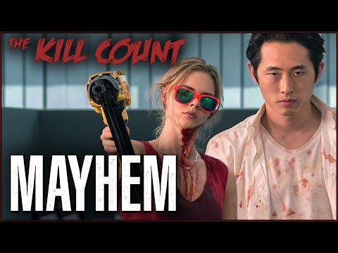 Mayhem (2017) KILL COUNT
