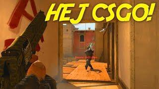 Et længe ventet gensyn med CS GO, og jeg har Joey med! Men er jeg blevet dårligere, eller er de andre blevet bedre?! Køb CSGO på Steam her: ...