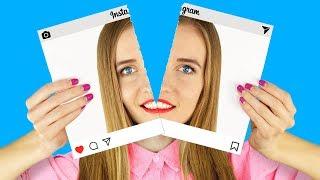 Video 13 Photo Hacks / Funny and Creative Photo Ideas MP3, 3GP, MP4, WEBM, AVI, FLV Januari 2019