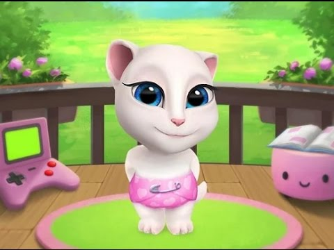 Video My Talking Angela - Android Gameplay HD download in MP3, 3GP, MP4, WEBM, AVI, FLV January 2017