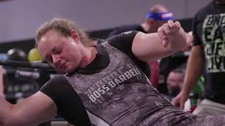 Kristy Hawkins 1,434 Total at 165