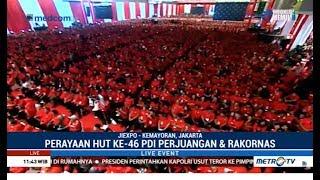 "Video Gemuruh Suara ""Yakin Jokowi Menang"" di HUT PDIP ke-46 MP3, 3GP, MP4, WEBM, AVI, FLV April 2019"