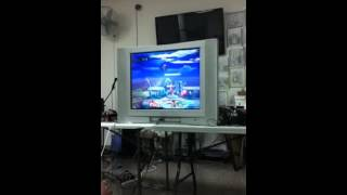 Gallo vs Professor Pro at Nebulous last match GF's