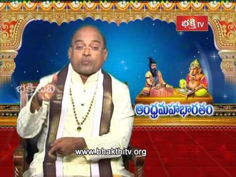 Andhra Mahabharatam - Salya Parvam (Episode 1330 | Part 2)
