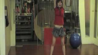 鍛練手臂或瘦手臂-醣醣舞蹈老師(老闆娘)