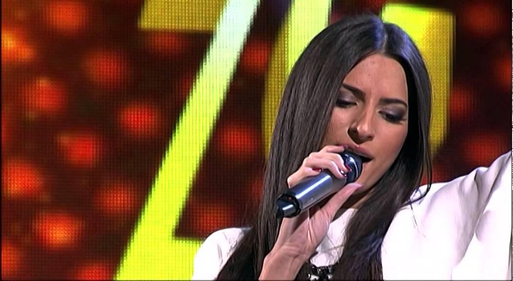 Katarina Gardijan – Poslednji let i Djavo – Zvezde granda 2014 – ženska grupa