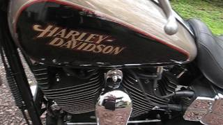 7. 2004 harley dyna lowrider fuel injected