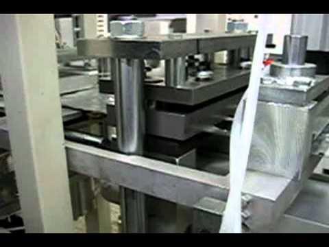 PAKOVANJE - Automatska masina za pakovanje meda u blister pakovanja TEHNOMATIK VRNJACKA BANJA.