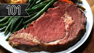 How To Make The Ultimate Prime Rib by Tasty