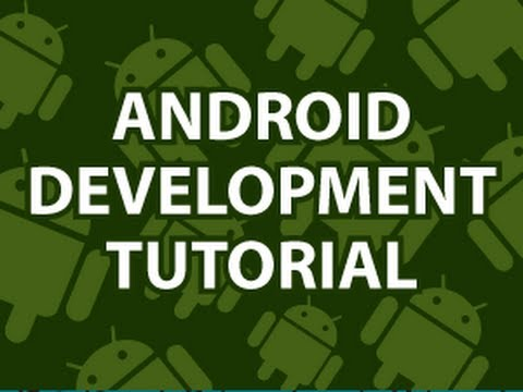 Development - Get the Code & Transcript: http://goo.gl/T6Mls In this first part of my Android Development Tutorial I'm going to describe almost every file and folder used ...