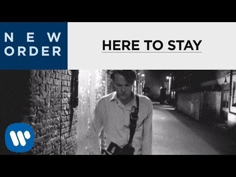 New Order - Here To Stay lyrics