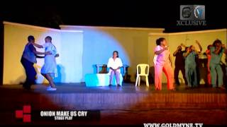 ONION MAKE US CRY-STAGE PLAY