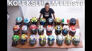 Naaahhhh...finally febs78 cerita koleksi helm2nya...