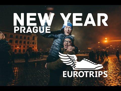 Новый год в Праге 2016 от EUROTRIPS (видео)