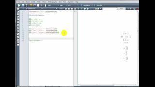 LaTeX Tutorial 3 - Brackets, Tables&Arrays - Part 1/2
