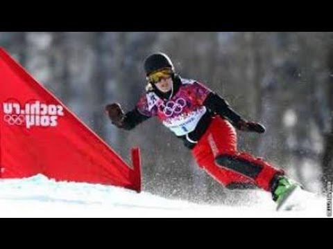Patrizia Kummer wins gold Medal Sochi Olympics (2014)