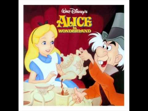 Alice In Wonderland OST - 22 - A Little Girl/Let The Game Begin/I Warn You Child