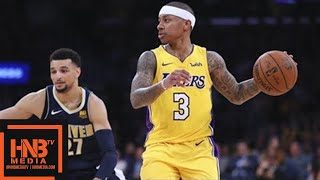 Video Los Angeles Lakers vs Denver Nuggets Full Game Highlights / March 13 / 2017-18 NBA Season MP3, 3GP, MP4, WEBM, AVI, FLV Agustus 2019