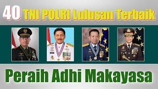 Video 40 Jenderal TNI POLRI Peraih Adhi Makayasa memegang Jabatan Penting Militer Sipil di Indonesia MP3, 3GP, MP4, WEBM, AVI, FLV November 2018
