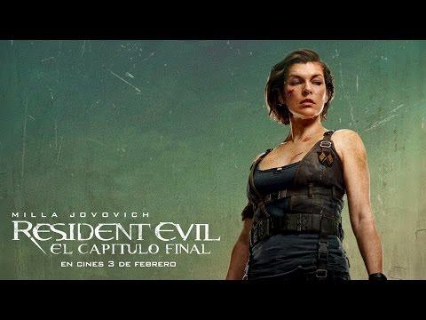 Resident Evil: El Capítulo Final - La historia de Alice llega a su fin?>