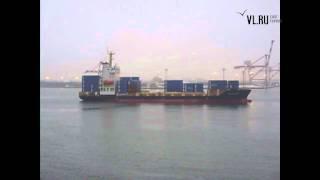 Кораблекрушение сухогруза Карпинской