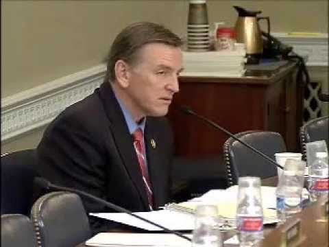 Video: Robust Support for Gosar Energy Legislation