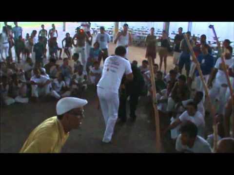 Mestre Falcão no Batizado em Paripueira Maceio do Mestre Ventania 2011 3