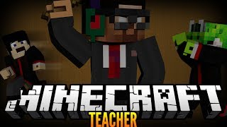"""TEACHER IS BACK!"" Minecraft TEACHER 3.0 w/NoahCraftFTW&Friends!"
