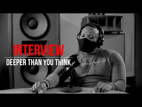 "Made You Think Interview: ""Deeper Than You Think"" 