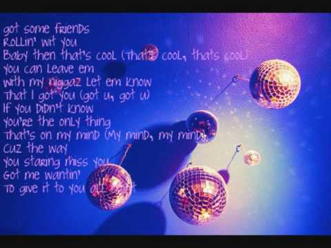 Love In This Club - Usher With Lyrics