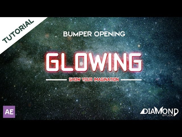 Tutorial Membuat Bumper Opening Keren After Effect ...