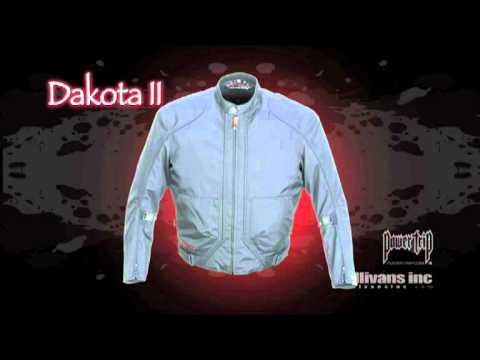 Power-Trip Dakota II Motorcycle Jackets