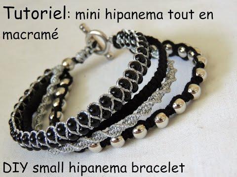 macramè - braccialetto hipanema