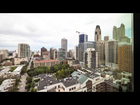 Tour a northwest-corner 1-bedroom at River North's new Aurélien apartments